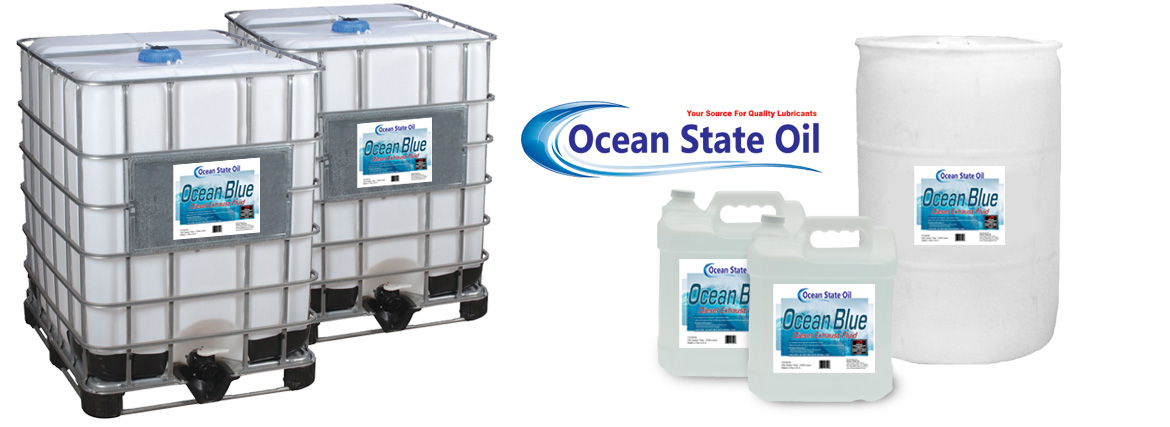 Diesel Exhaust Fluid DEF for Rail and Marine
